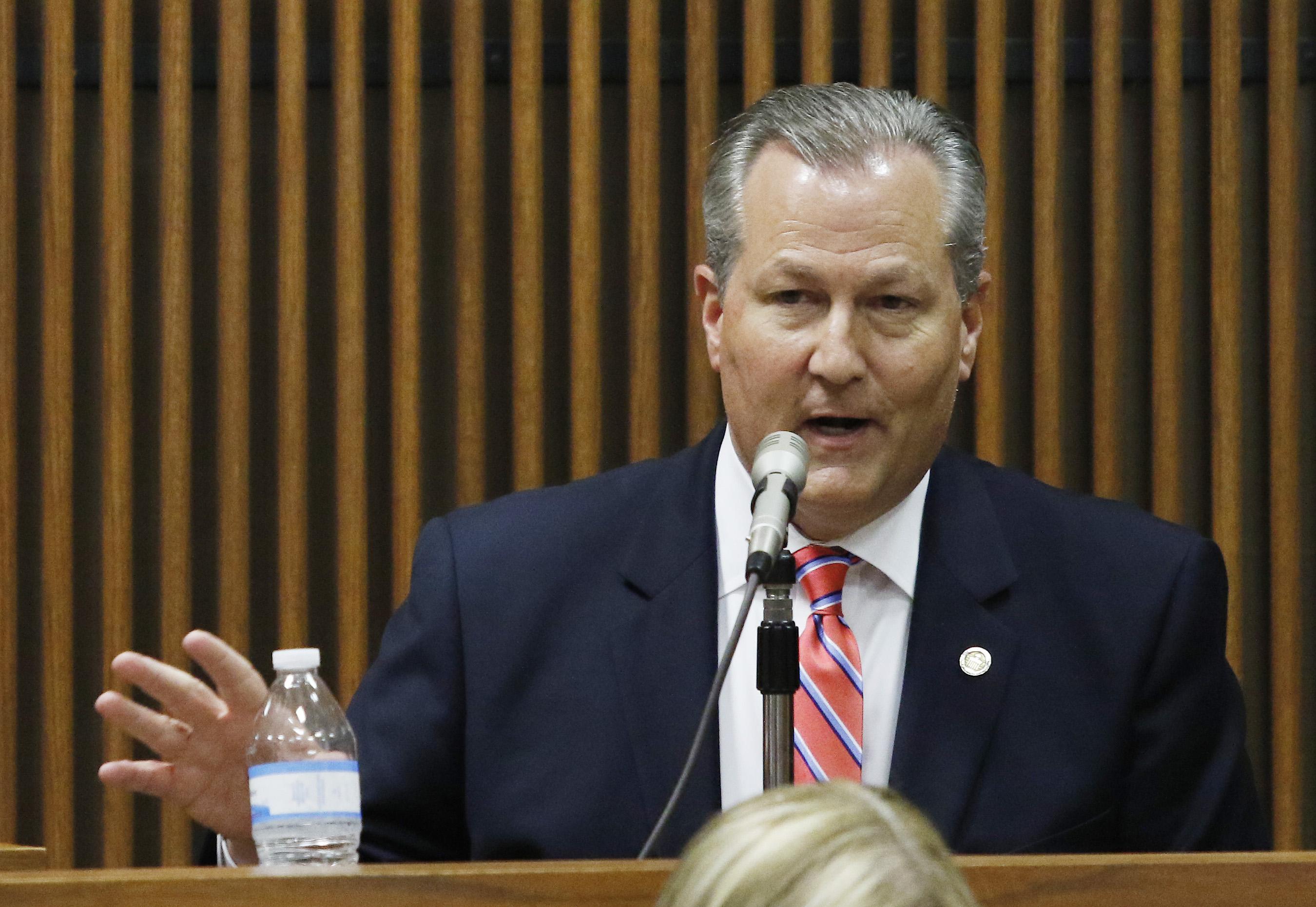 Supreme Court of Alabama denies rehearing for former House Speaker