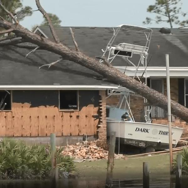 Alabama storm damage