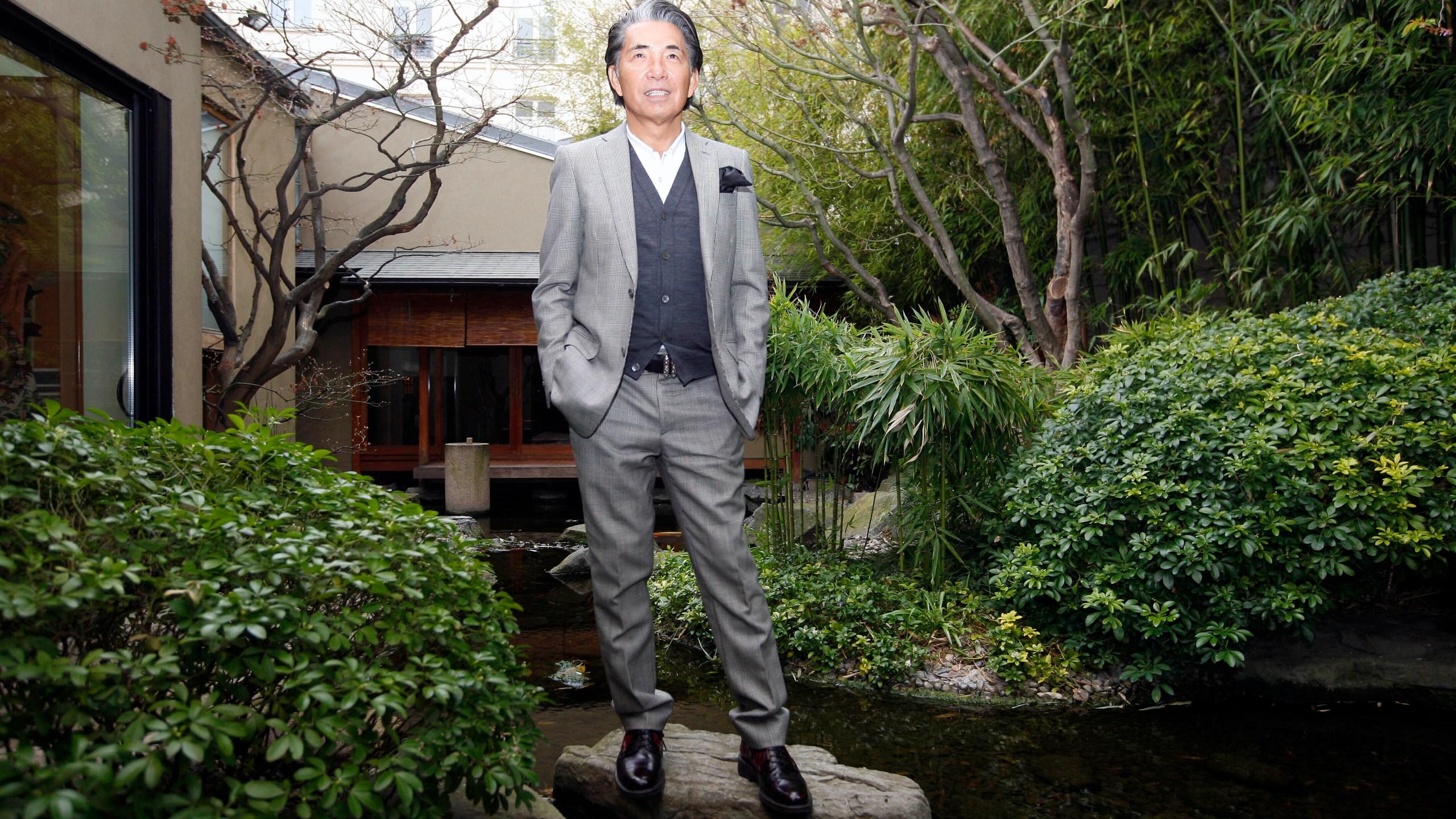 Kenzo Takada