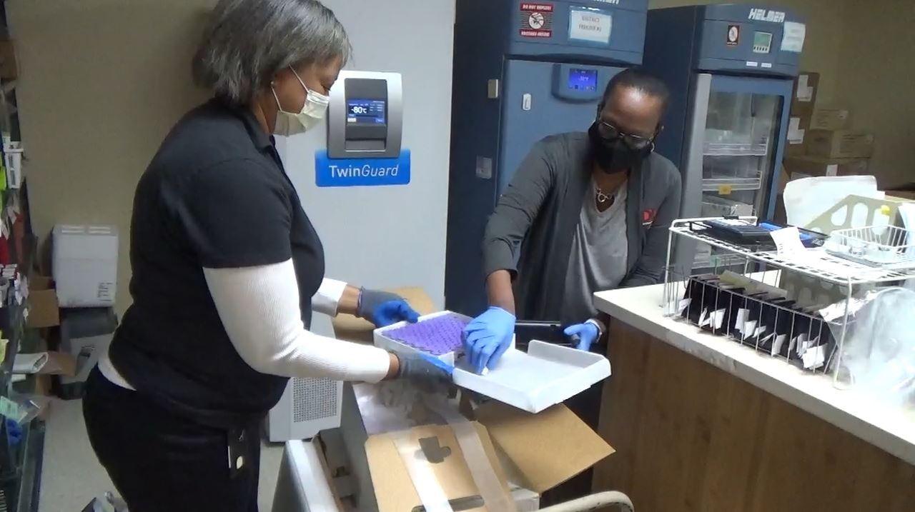 Georgia's first COVID-19 vaccine shipment arrives in ...