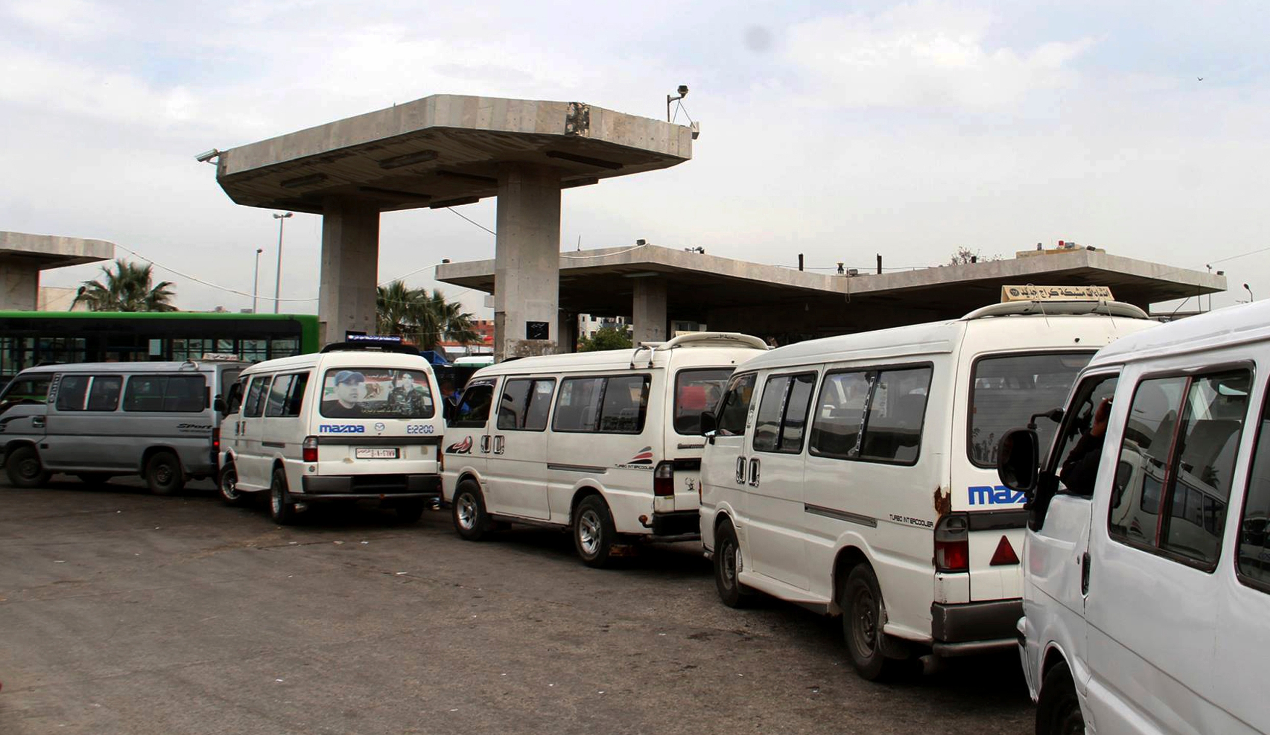 Syria temporarily cuts supplies of fuel to meet shortages ...