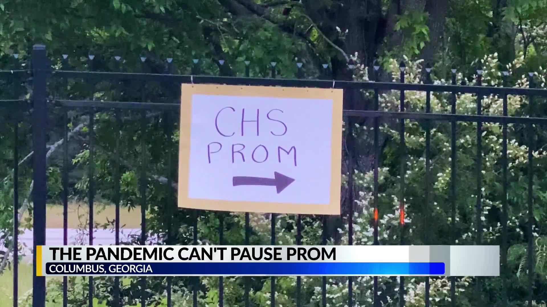 Columbus High School Prom