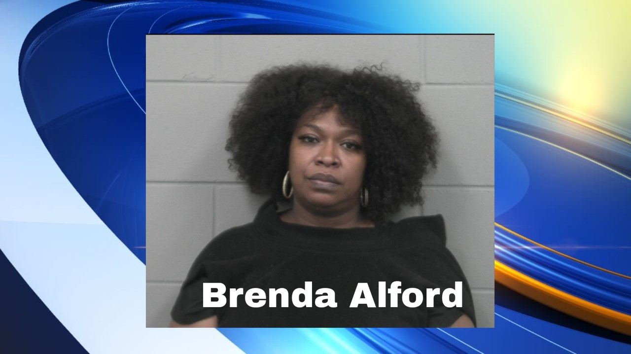 Brenda Alford mugshot