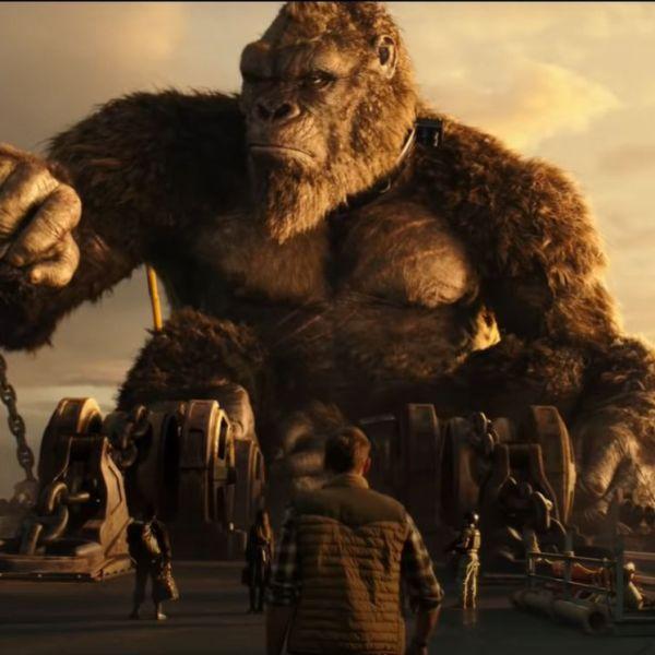 Godzilla v. Kong Film Image 2