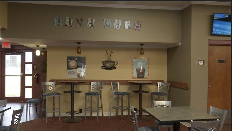 Java Cafe on Fort Benning, Ga.