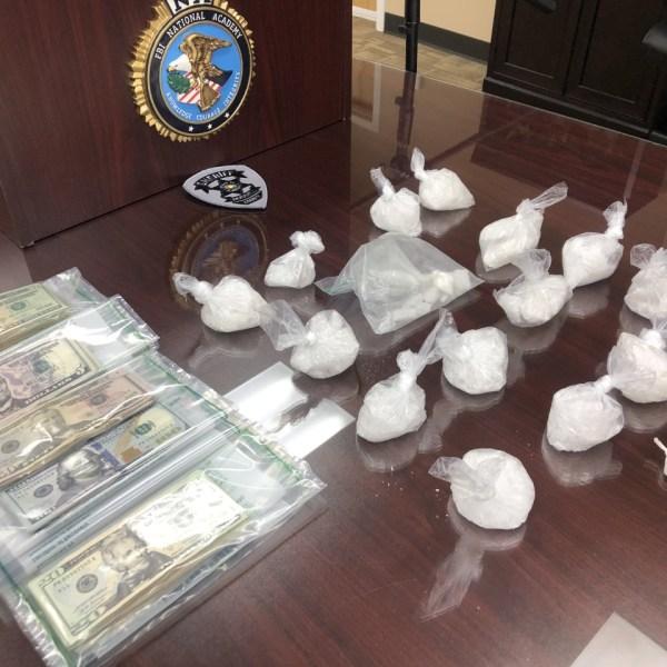 Russell County methamphetamine bust