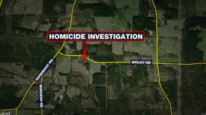 Troup County Homicide Map