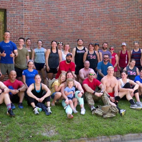 CSG CrossFit Murph Challenge