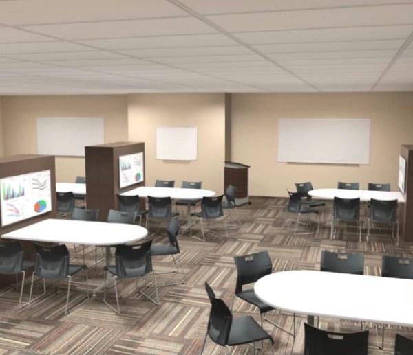 LaGrange College Business School Renovations