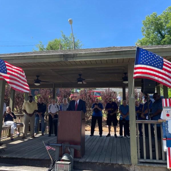 Hogansville Memorial Day observance 2021