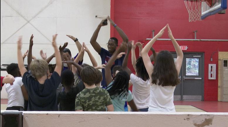 Columbus YMCA Summer camps