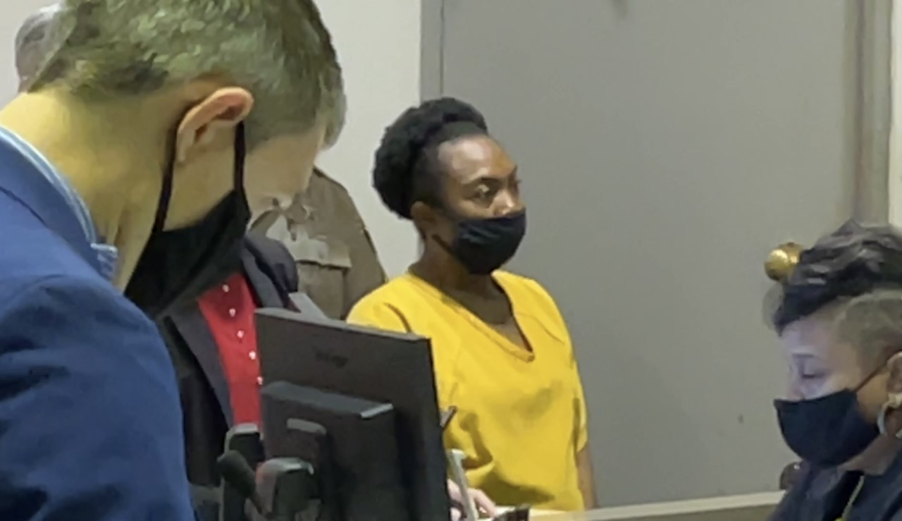 Vivian Fletcher in court