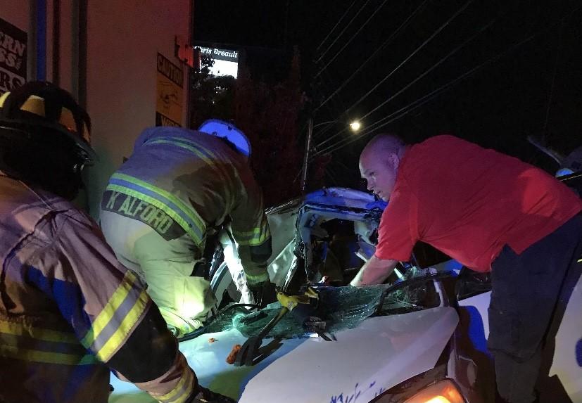 Buena Vista Road crash