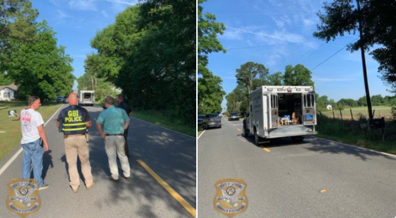 GBI investigating officer involved shooting in Eldorado, Georgia
