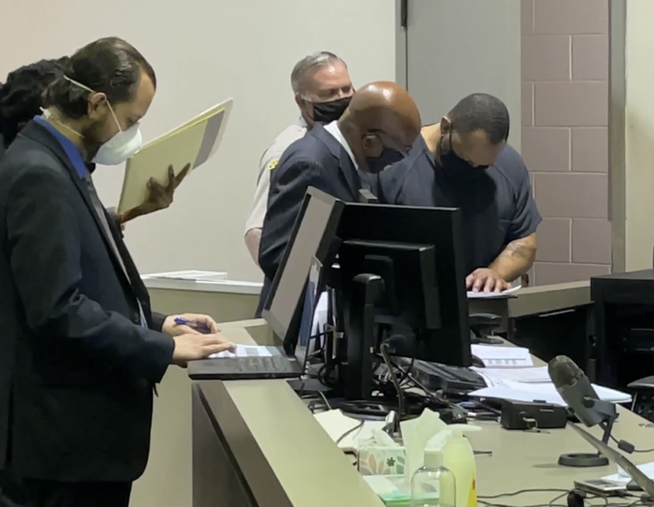 Stacey Gray in Columbus Recorder's Court