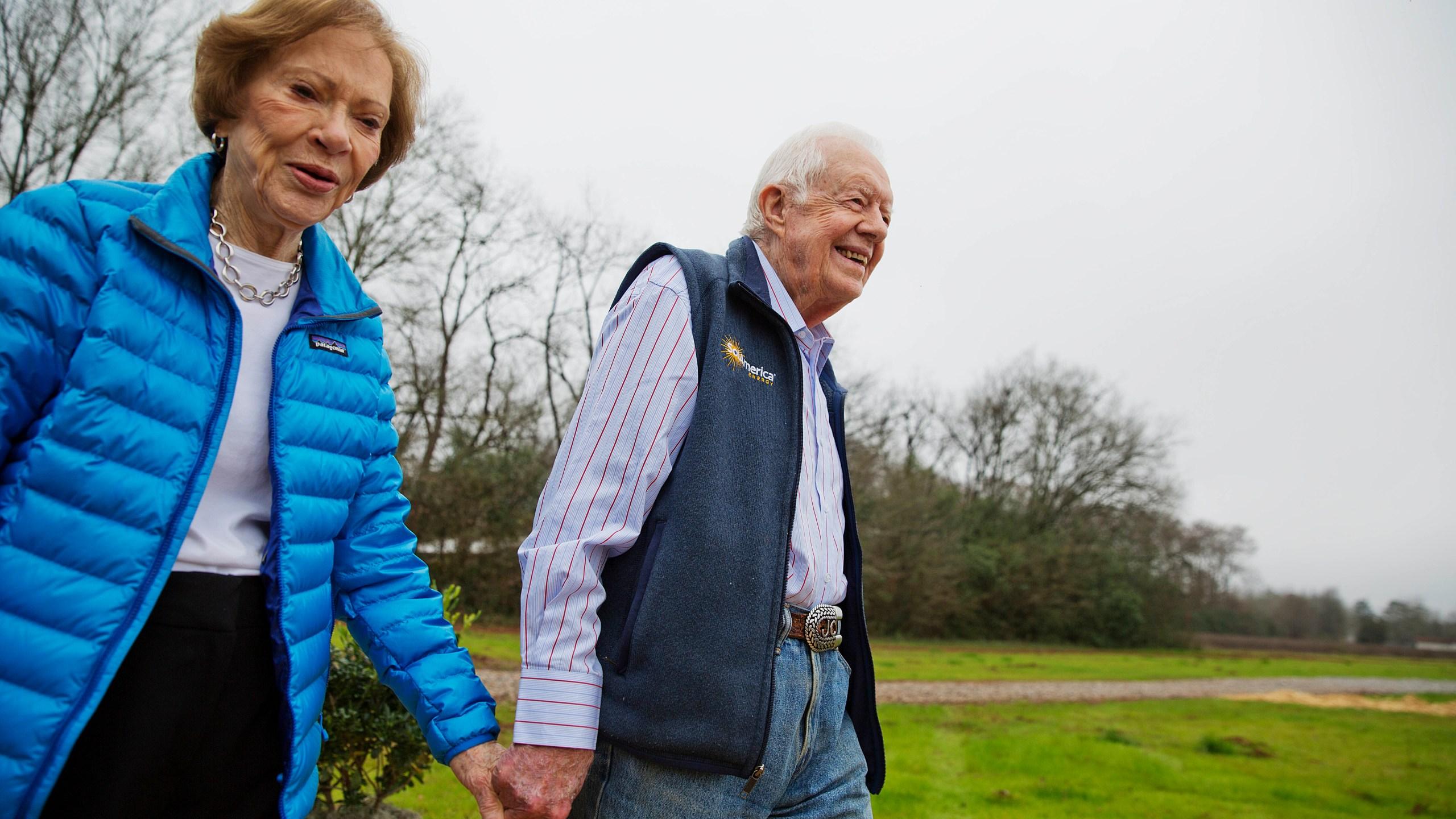 Jimmy Carter, Rosalynn Carter
