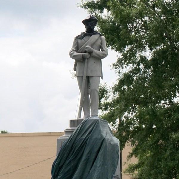 Tuskegee Statue