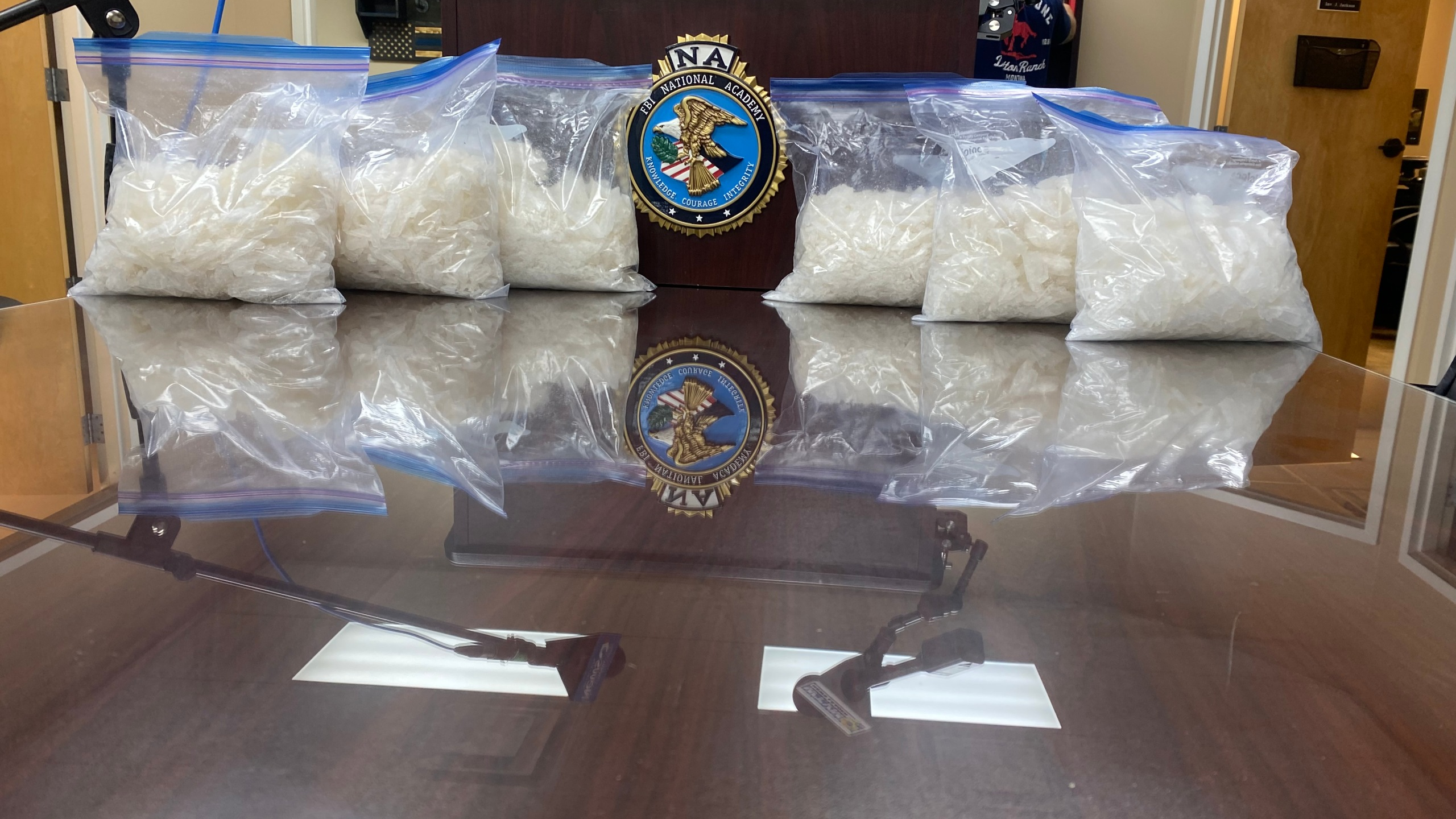 Russell County drug bust