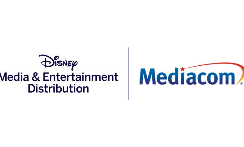 Disney Media & Entertainment Distribution and Mediacom Announcement