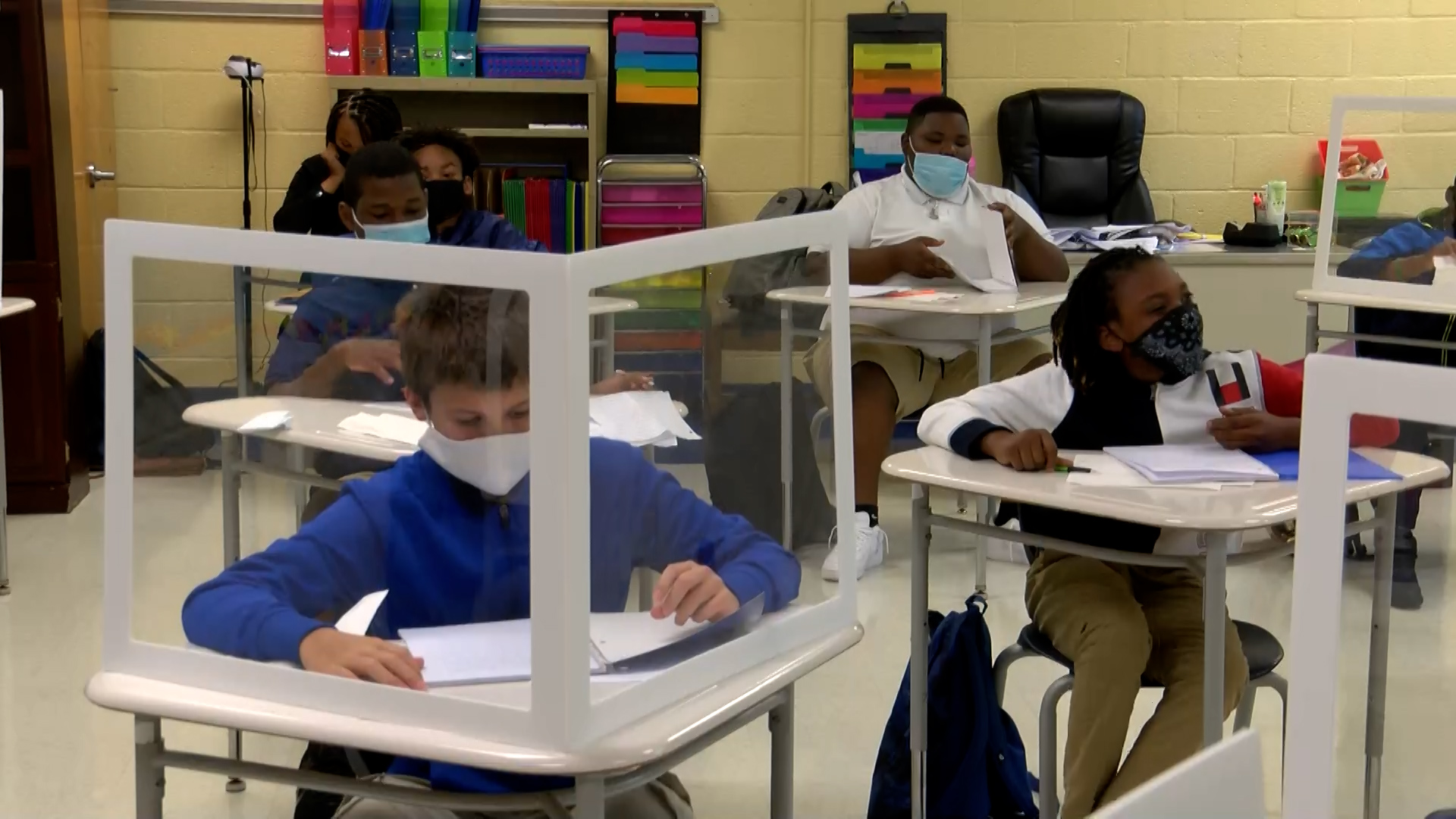 Talbot County back to school