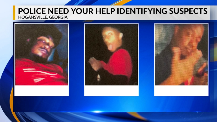 Suspects wanted in Hogansville