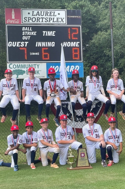 Troup County Dixie Youth Baseball Team Wins 2021 Dixie World Series Wrbl