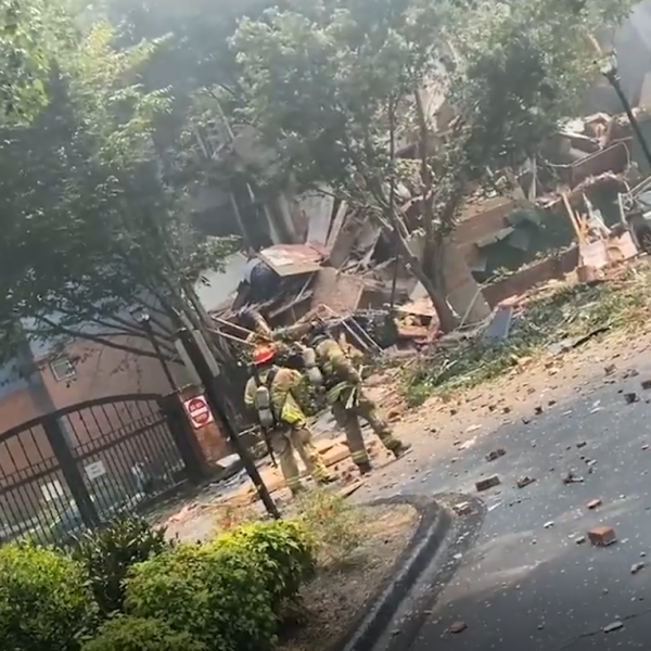 Arrive Apartments Collapse