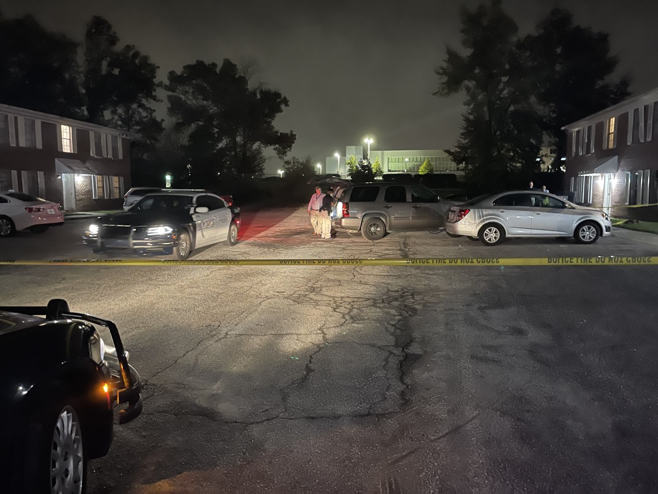 Death Investigation Underway on Baker Plaza Drive